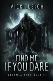 Find Me if You Dare - Front Cover